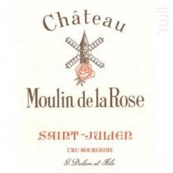 CHÂTEAU MOULIN DE LA ROSE -...