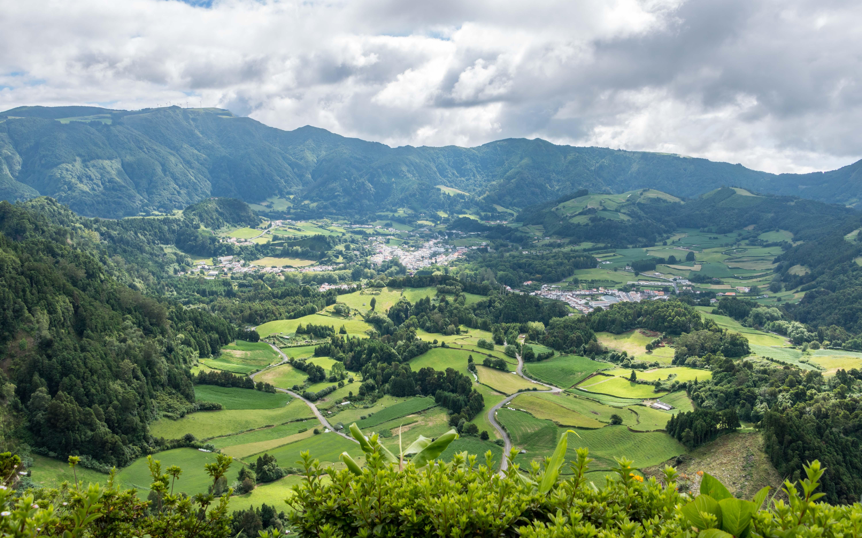 Furnas aux Açores