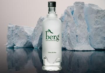 30.000 litres d'eau d'iceberg volés, ils auraient dû servir à faire de la vodka